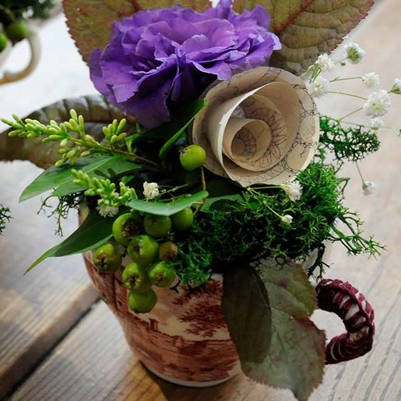 Debbie Bryan Floral Craft