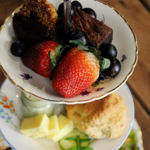 Debbie Bryan Savoury Afternoon Tea