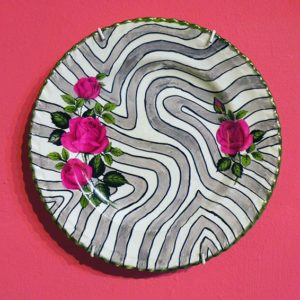 Debbie Bryan Decorative Wall Plate