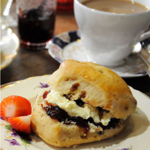 Debbie Bryan Cream Tea