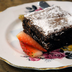 Debbie Bryan Chocolate Brownie