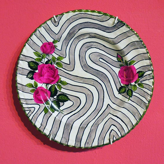 Plate Decorating Crafts