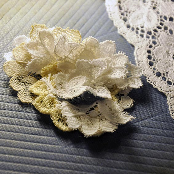 Debbie Bryan Nottingham Lace Applique
