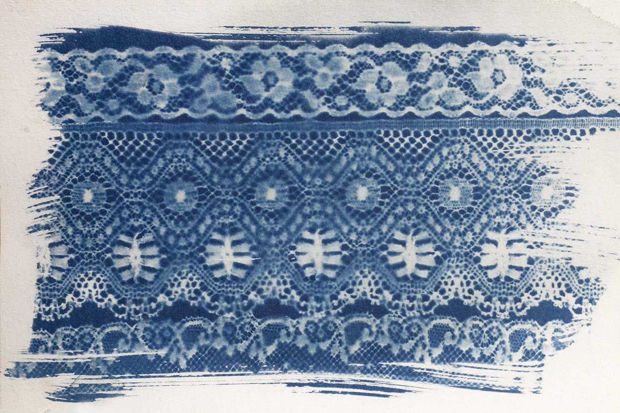 Cyanotype Print-making