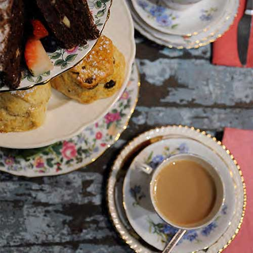 Debbie Bryan Afternoon Tea