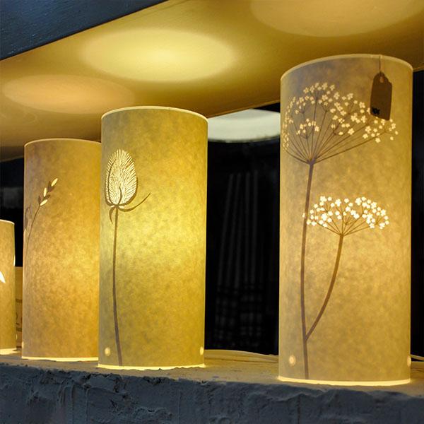Debbie Bryan handmade collections lighting