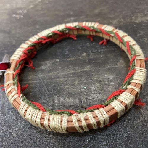 Debbie Bryan Crafternoons textile hoop