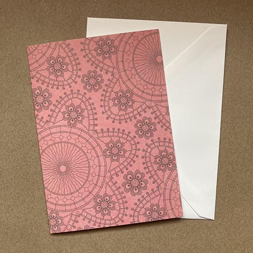 Debbie Bryan Greetings Card