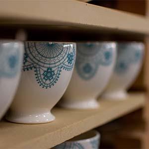 Debbie Bryan Ceramics Making Process