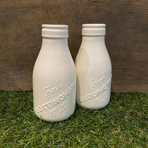 Debbie Bryan Fresh Milk Bottles