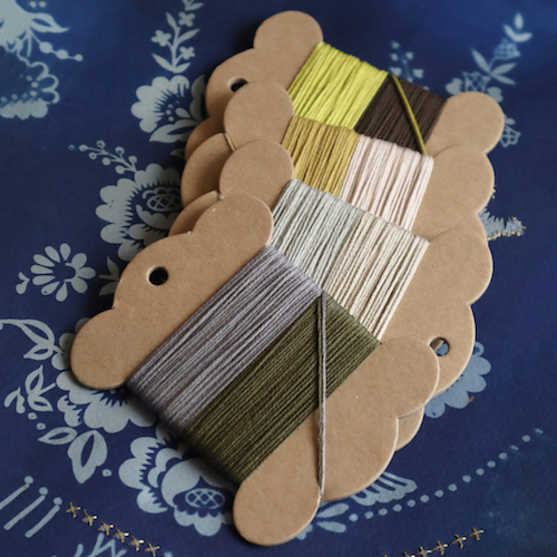 Nottingham Lace Embroidery Kit
