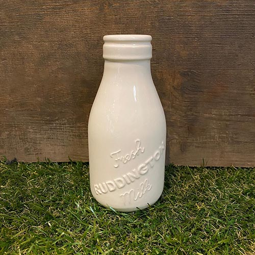 Debbie Bryan Fresh Ruddington Milk Bottle