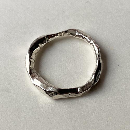 Debbie Bryan Sterling Silver Ring