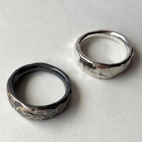 Debbie Bryan Sterling Silver Ring