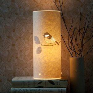 Hannah Nunn Coal Tit Table Lamp