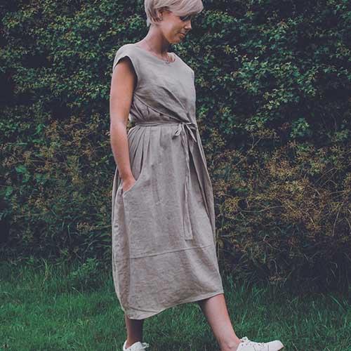 New Fold Dress