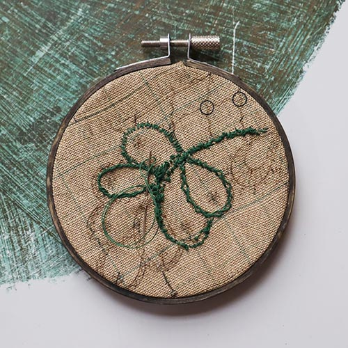 Heritage Embroidery Crafternoon