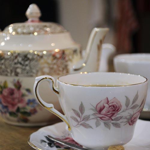 Ruddington Cream Tea